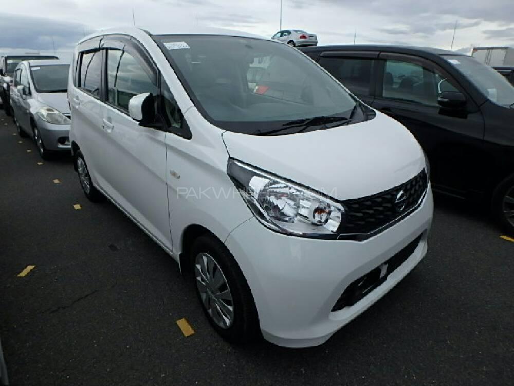 Nissan Dayz X 2015 Image-1
