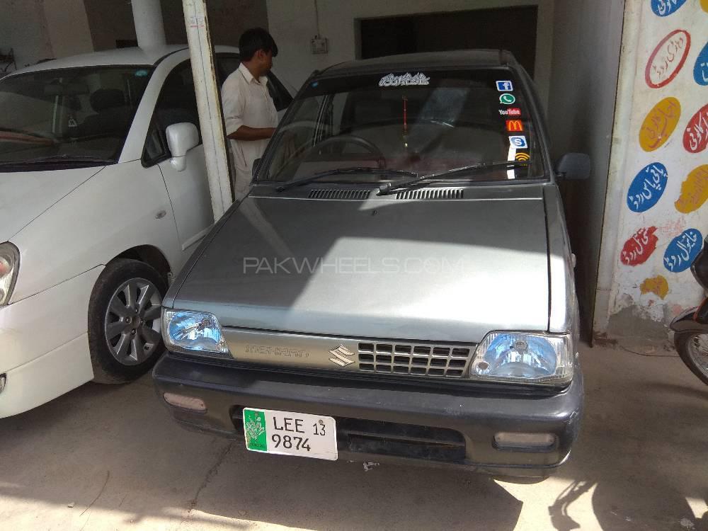 Suzuki Mehran VX Euro II 2013 Image-1