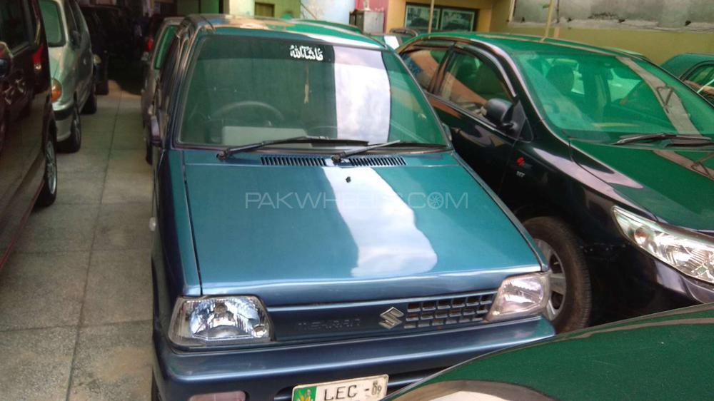 Suzuki Mehran VXR 2009 Image-1
