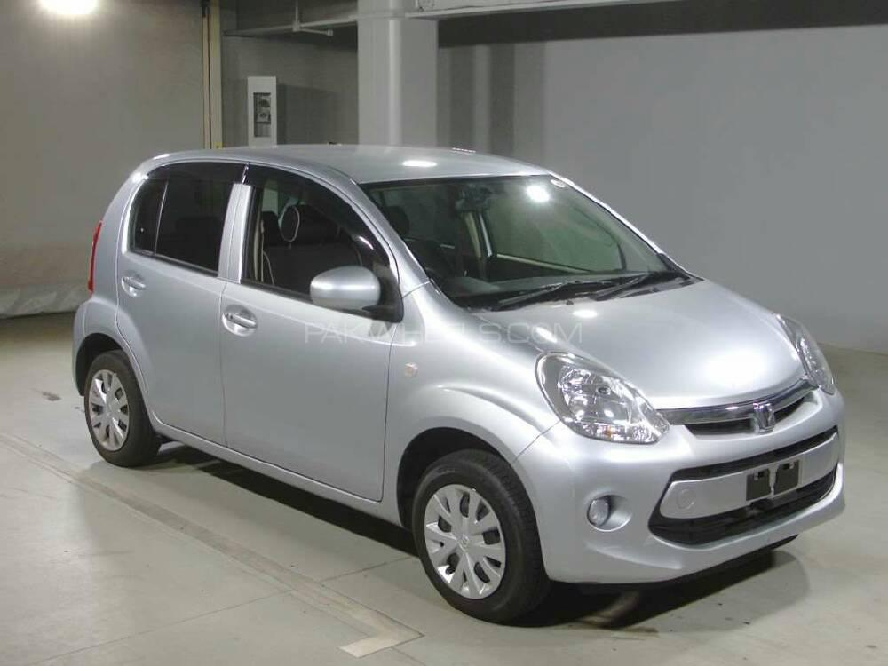 Toyota Passo X G Package 2015 Image-1