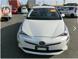Toyota Prius S touring