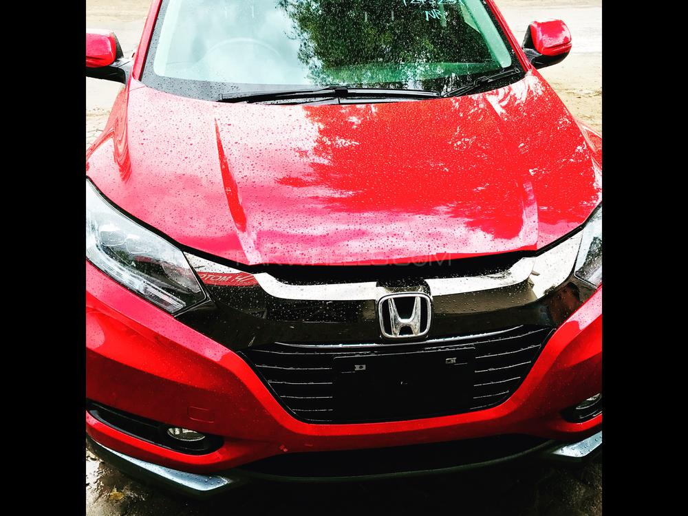 Honda Vezel Hybrid X Honda Sensing 2017 Image-1