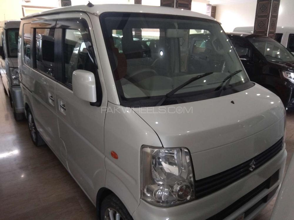 Suzuki Every Wagon PZ Turbo 2014 Image-1
