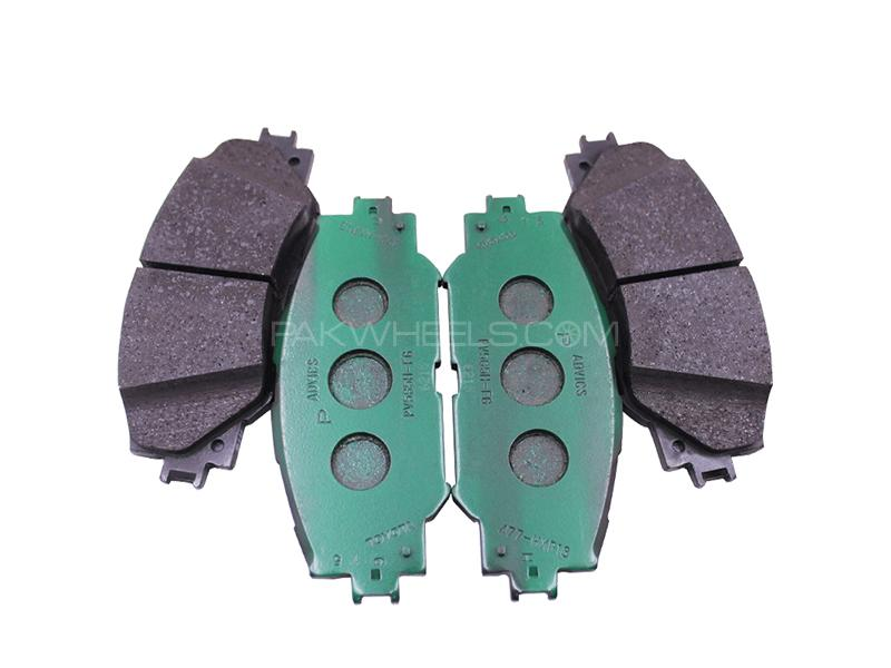 Toyota Corolla 2009-2012 Altis Genuine Front Disk Pads Image-1