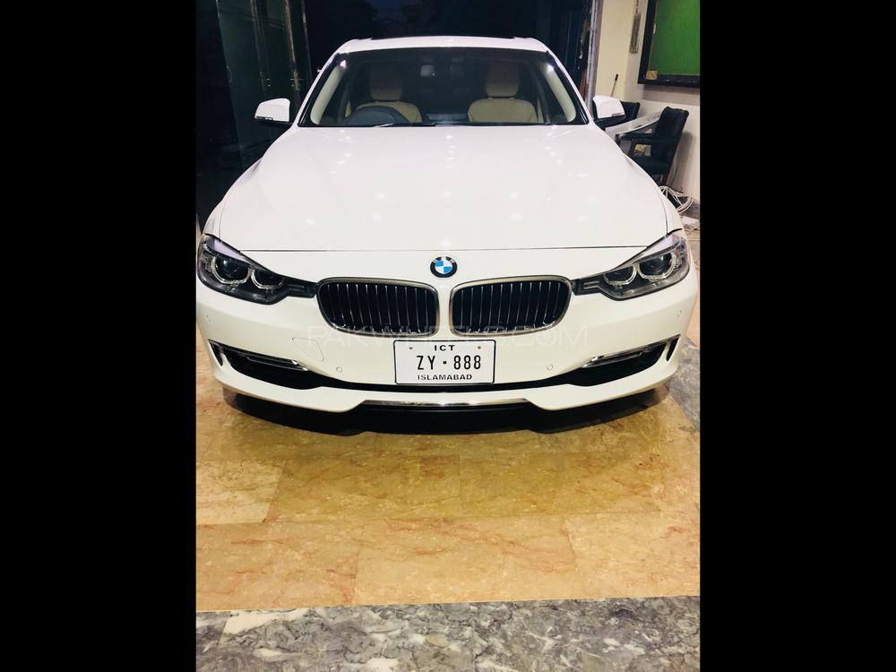 BMW 3 Series 316i 2013 Image-1