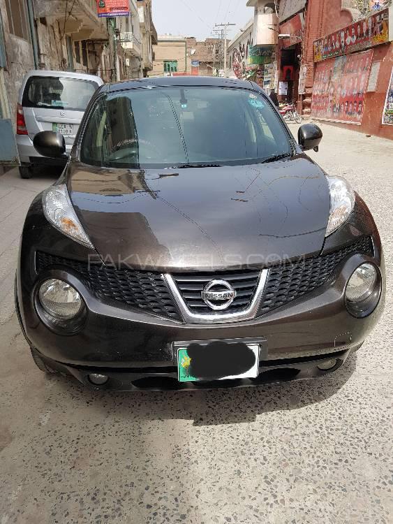 Nissan Juke 15RX 2012 Image-1
