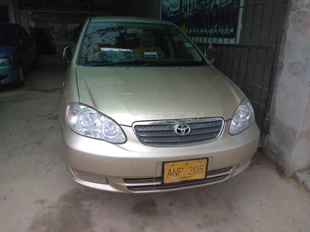 Toyota Corolla Altis Automatic 1.8 2007 Image-1
