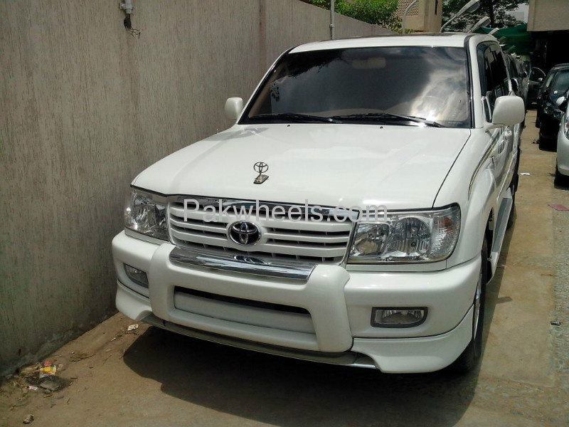 used toyota land cruiser 2000 car for sale in karachi 617048 pakwheels. Black Bedroom Furniture Sets. Home Design Ideas