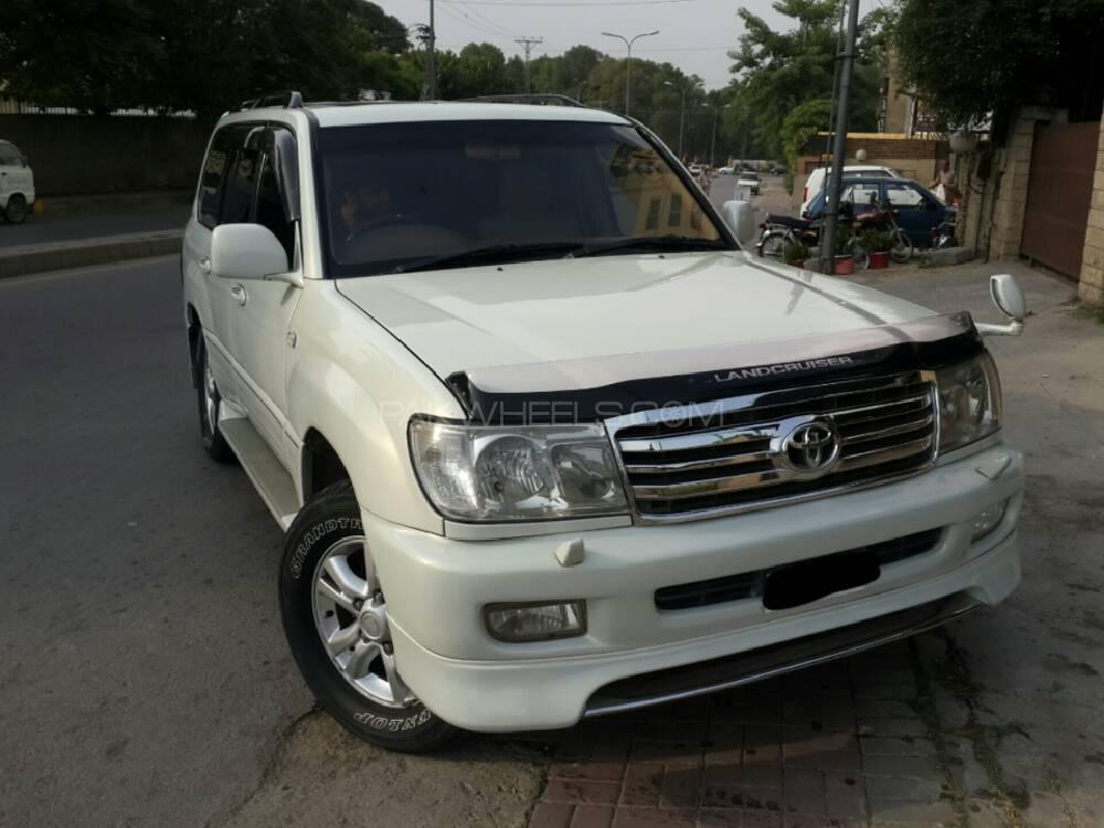 Toyota Land Cruiser VX 4.2D 1998 Image-1