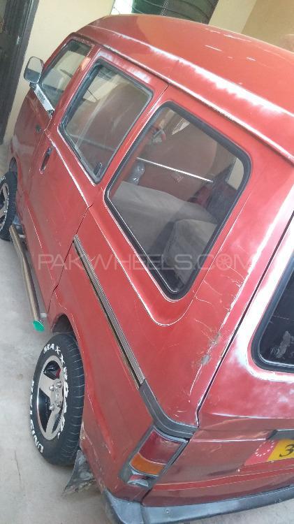 Suzuki Bolan VX (CNG) 1998 Image-1