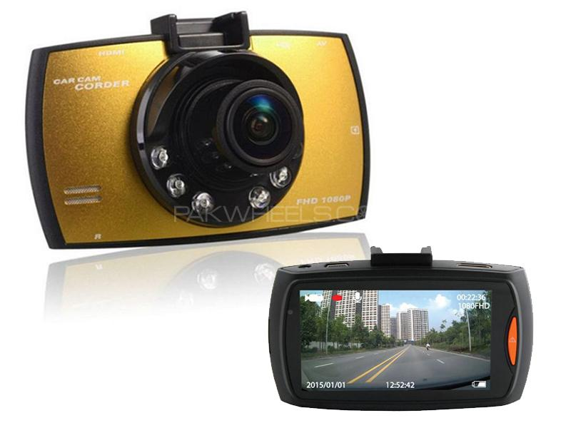 Advanced Portable Car Camcorder Image-1
