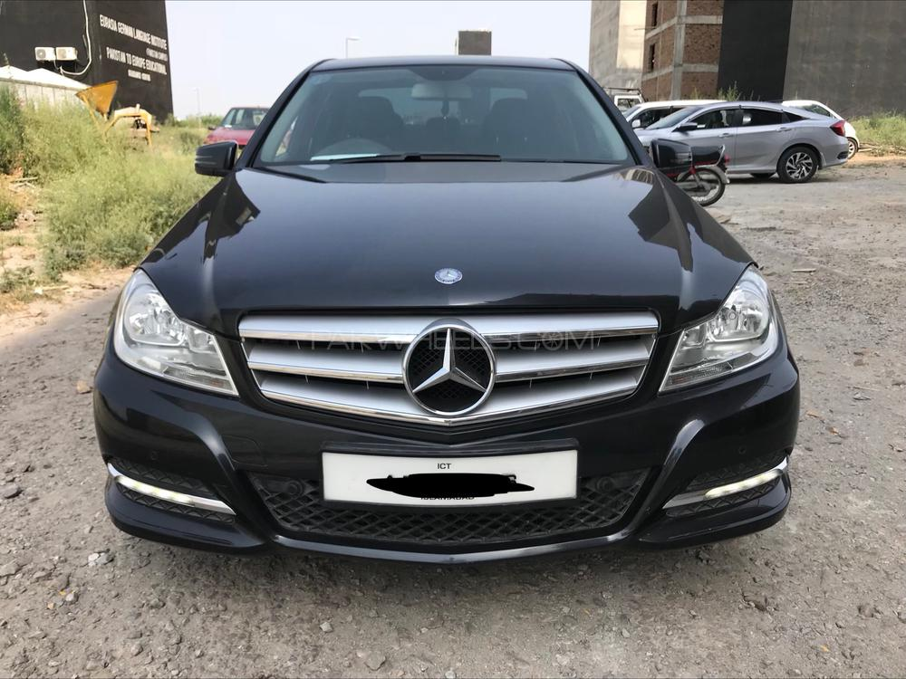 mercedes benz c class c180 2013 for sale in islamabad. Black Bedroom Furniture Sets. Home Design Ideas