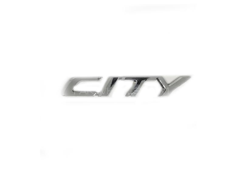 Honda City 2009-2018 Monogram Image-1