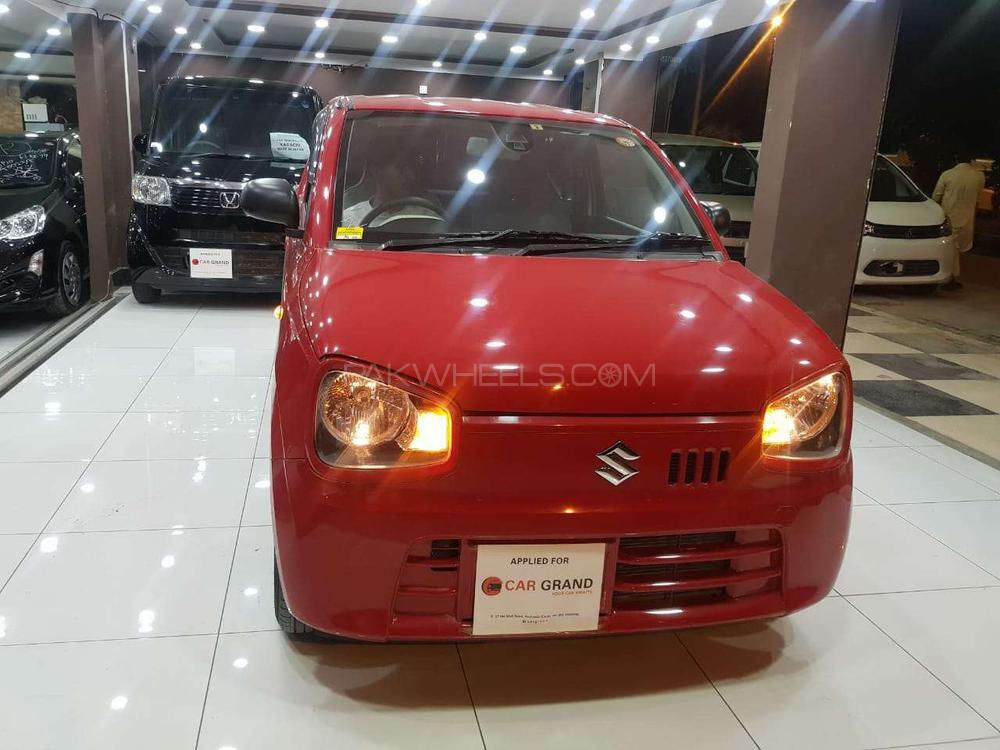 Suzuki Alto F 2017 Image-1