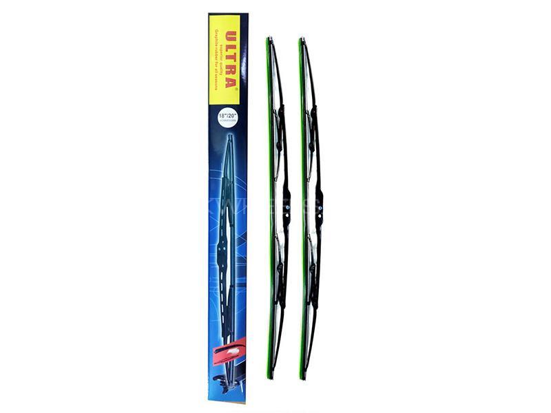 Ultra Viper Blades Set For Honda City - 2003-2008 Image-1