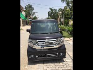 Purple Honda N Box Custom Cars For Sale In Pakistan Verified Car