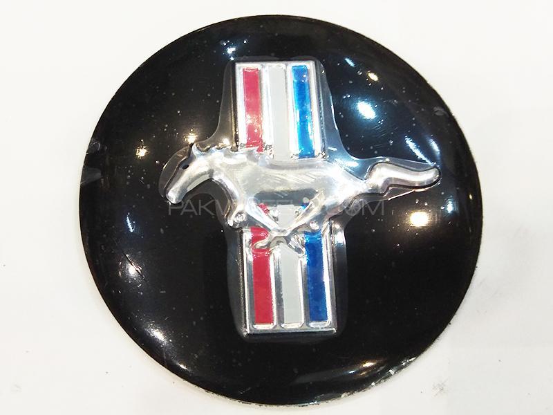 Horse Rim Cap Sticker  Image-1