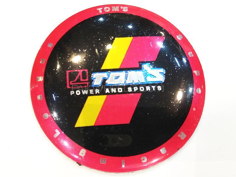 TOMS Rim Cap Sticker  Image-1