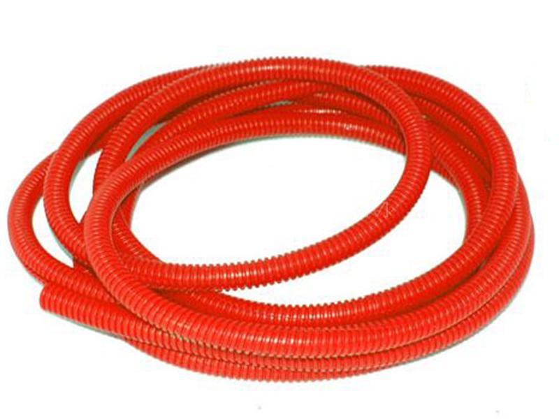 Engine Wire Dressing Pipes - Red Image-1