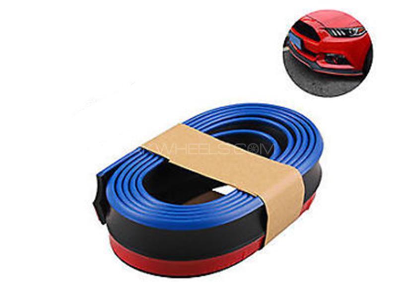 Universal Carbon Rubber Lip - Blue Image-1