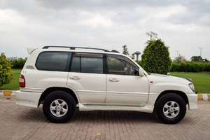 Toyota Land Cruiser VX Limited 4.2D 1998 For Sale In Multan
