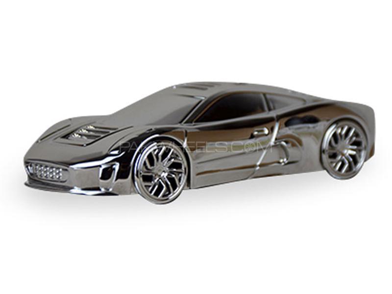 Car Shaped Perfume - Silver in Karachi