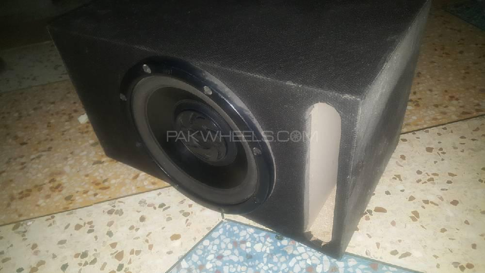 pioneer orginal made in mexico woofer with box Image-1