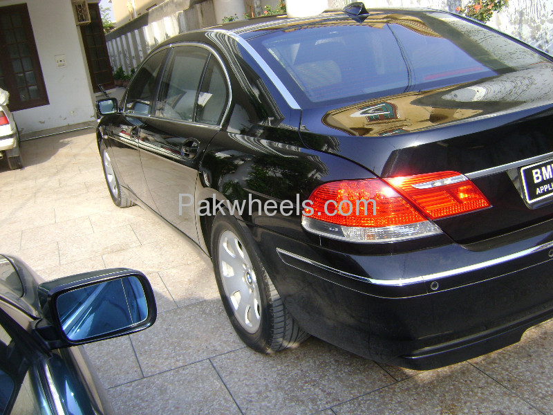 BMW 7 Series 740Li 2007 Image-1