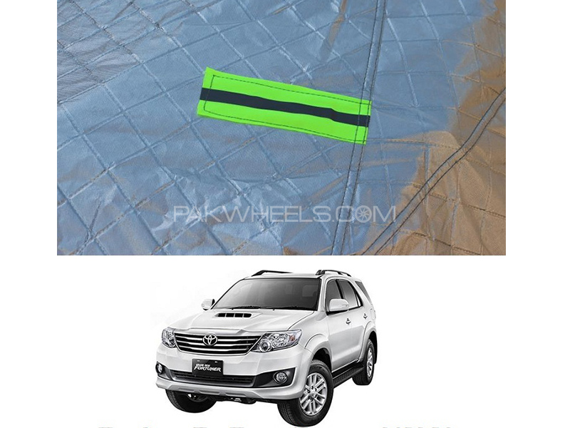 Top Cover For Toyota Fortuner 2013-2016 Image-1