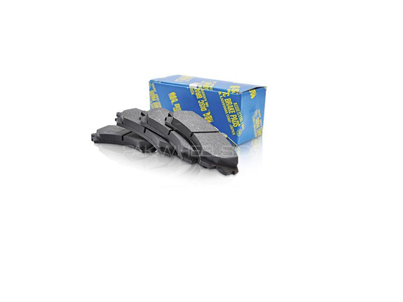 China Front Brake Pads For Honda Civic 2002-2004  Image-1
