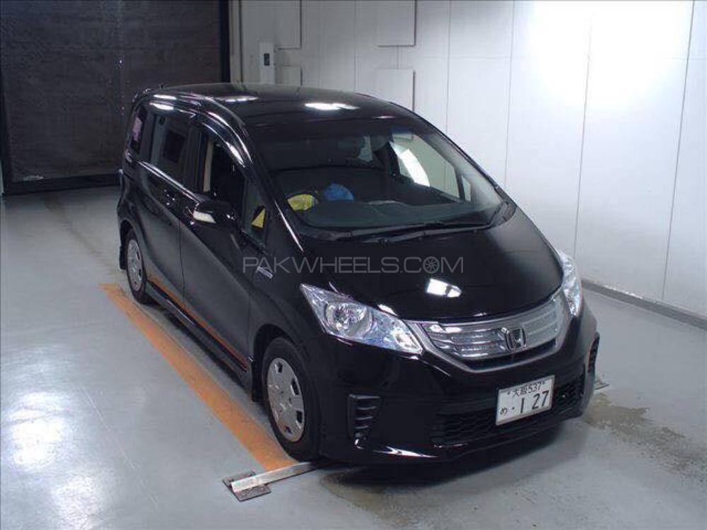 Honda Freed Hybrid EX 2013 Image-1