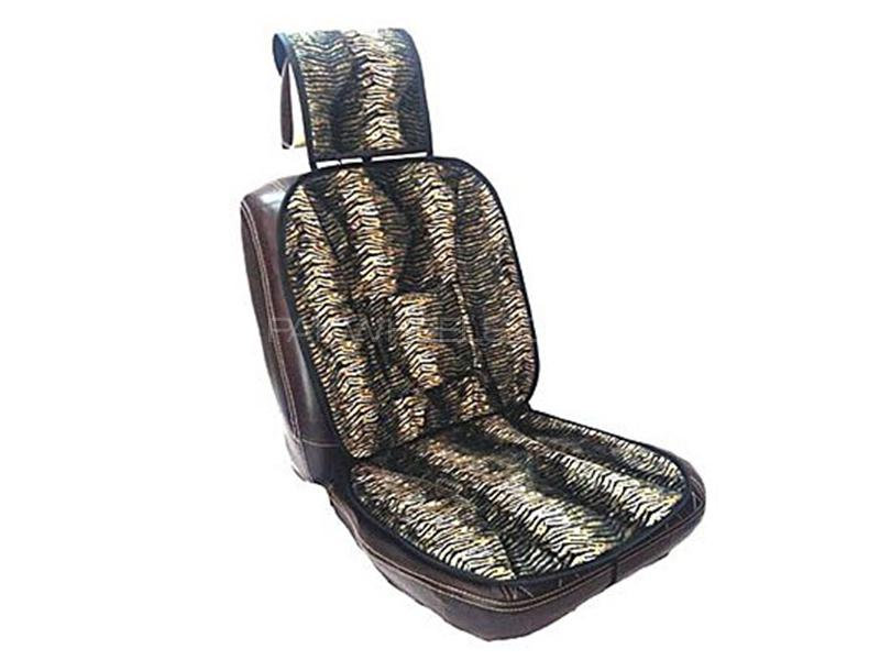 Universal Velvet Seat Cushions - BB-02 in Karachi