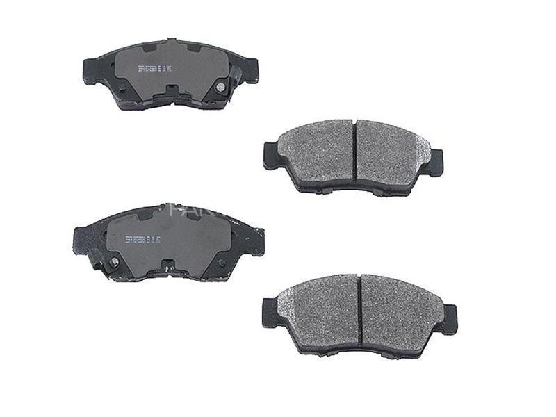 Genuine Rear Brake Pads For Toyota Corolla 2009-2012 Image-1