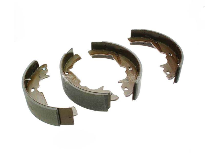 Korean Rear Brake Shoe For Honda City 2009-2012 Image-1