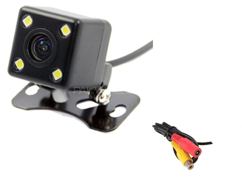 Universal Rear Camera With LED in Karachi