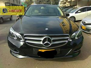 Used Mercedes Benz E Class E200 2014