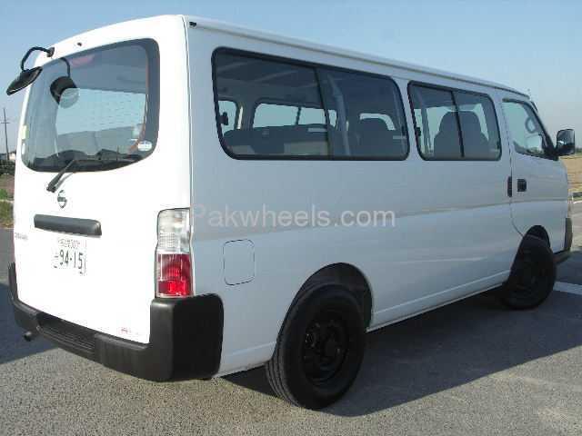 Nissan Caravan 2006 Image-5