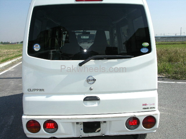Nissan Clipper AXIS 2008 Image-4