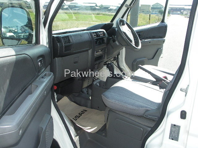 Nissan Clipper AXIS 2008 Image-6