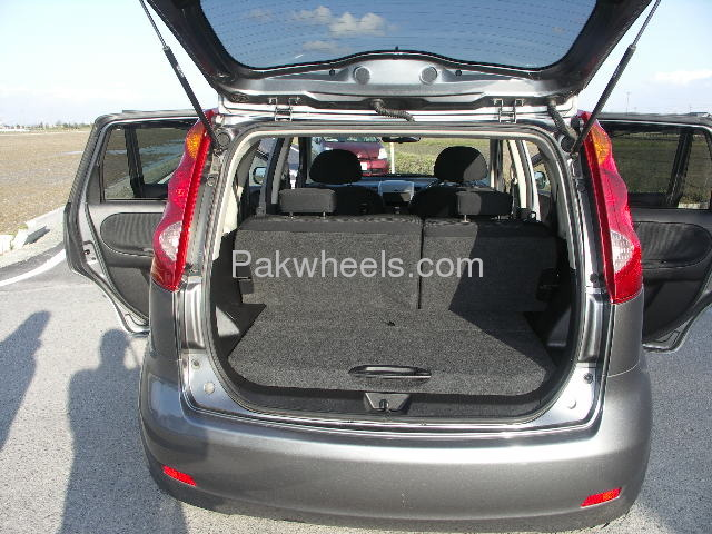 Nissan Note E 2007 Image-6