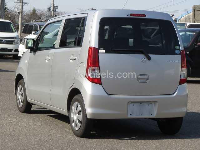 Suzuki Wagon R FX 2009 Image-3
