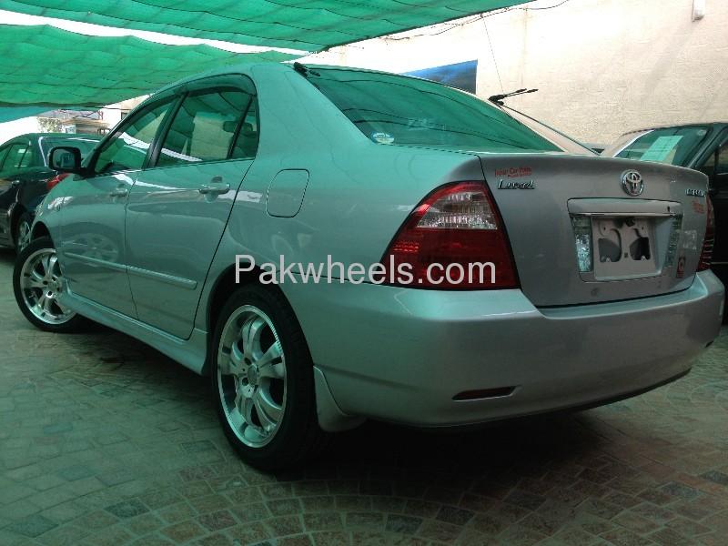 Toyota Corolla Luxel Premium Edition 2006 Image-8