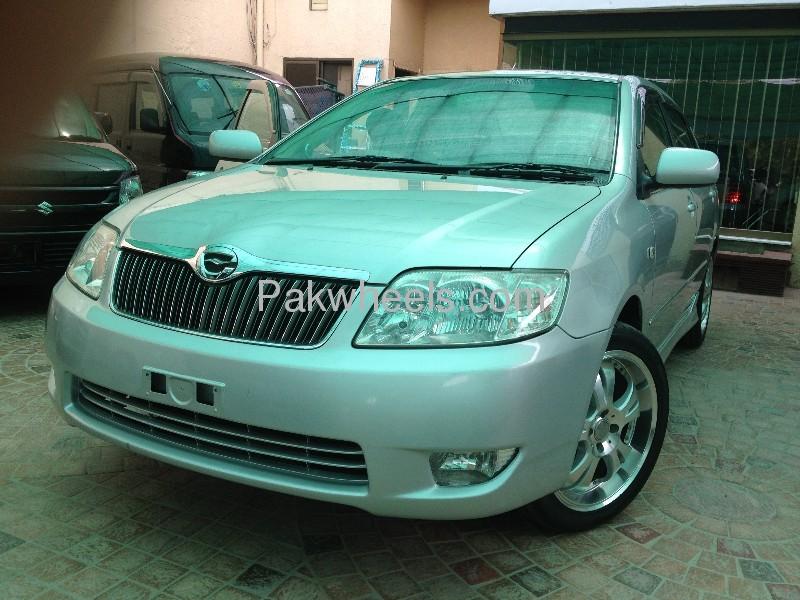 Toyota Corolla Luxel Premium Edition 2006 Image-3