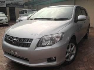 Toyota Corolla Fielder X Special Edition 2007 Image-3