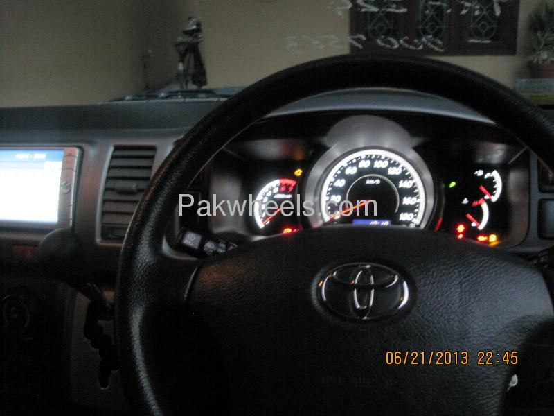 Toyota Hiace Grand Cabin 2009 Image-4