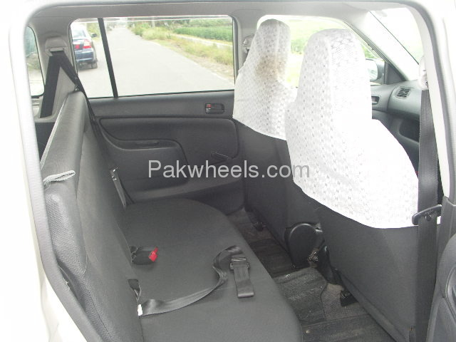 Toyota Probox 2007 Image-7