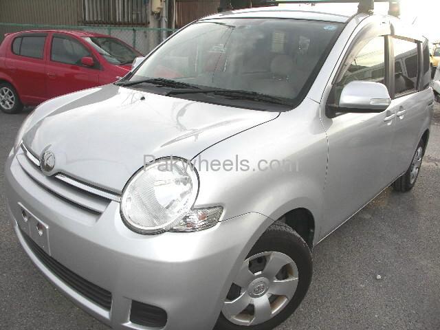 Toyota Sienta X LIMITED 2007 Image-2