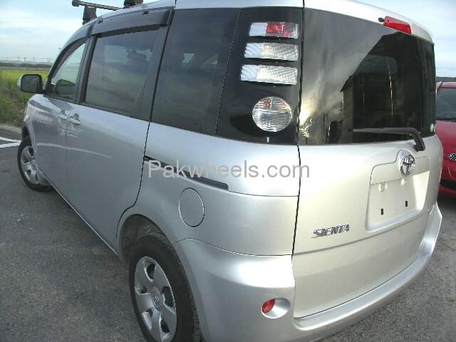 Toyota Sienta X LIMITED 2007 Image-3
