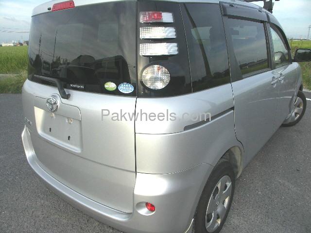 Toyota Sienta X LIMITED 2007 Image-4