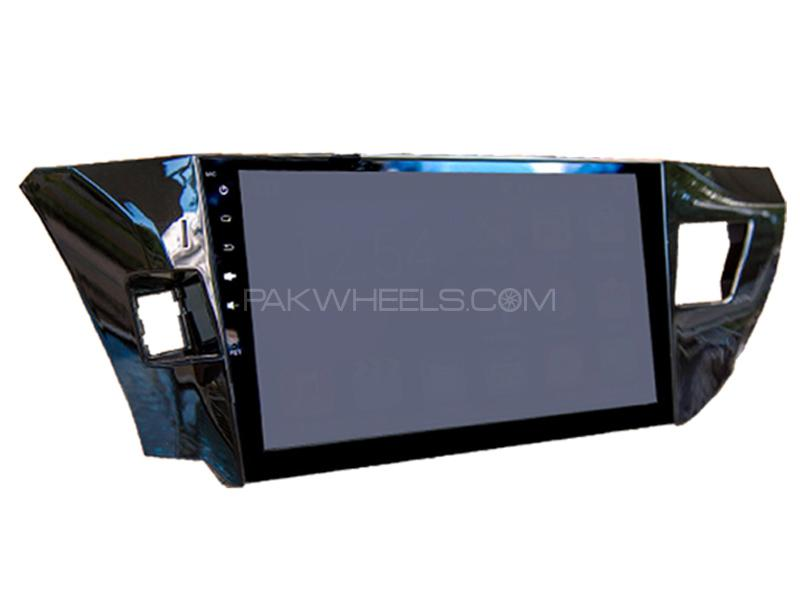 Android Tablet For Toyota Corolla 2015 - MTK in Karachi